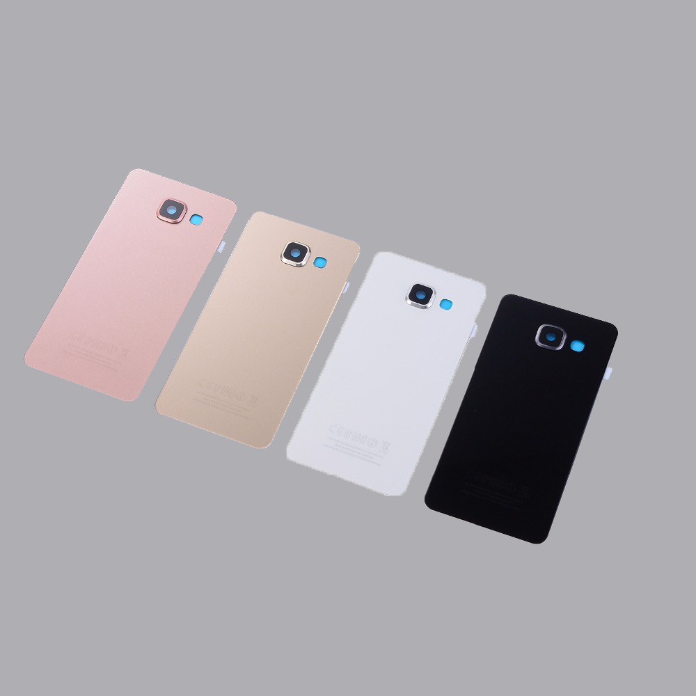 Battery-Glass-Case Replacement Door-Cover A710 Galaxy A3 Samsung Sticker for A5