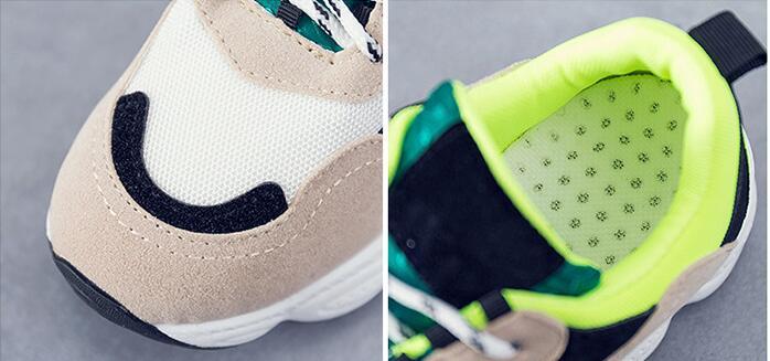 Zapatos Cuñas Lona Zapatillas Mesh Logo Color Air Moda Mujeres Color Showed Feminino Grils Casual As Mujer as De Tenis No EFn0zAq