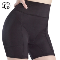 Butt LIft Boyshort Fake Ass Underwear Fake Hip Booster Booty Butt Enhancer Women Abundant Buttocks Padded