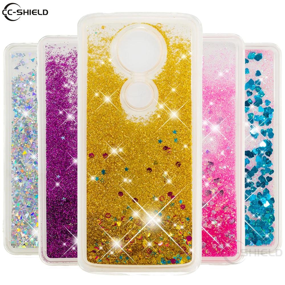 For Motorola Moto G5s G5 S G 5s Dynamic Liquid Glitter Bling Sand Silicone Tpu Phone Cover For Motog5s Xt1793 Xt 1793 Bling Case Cellphones & Telecommunications Phone Bags & Cases