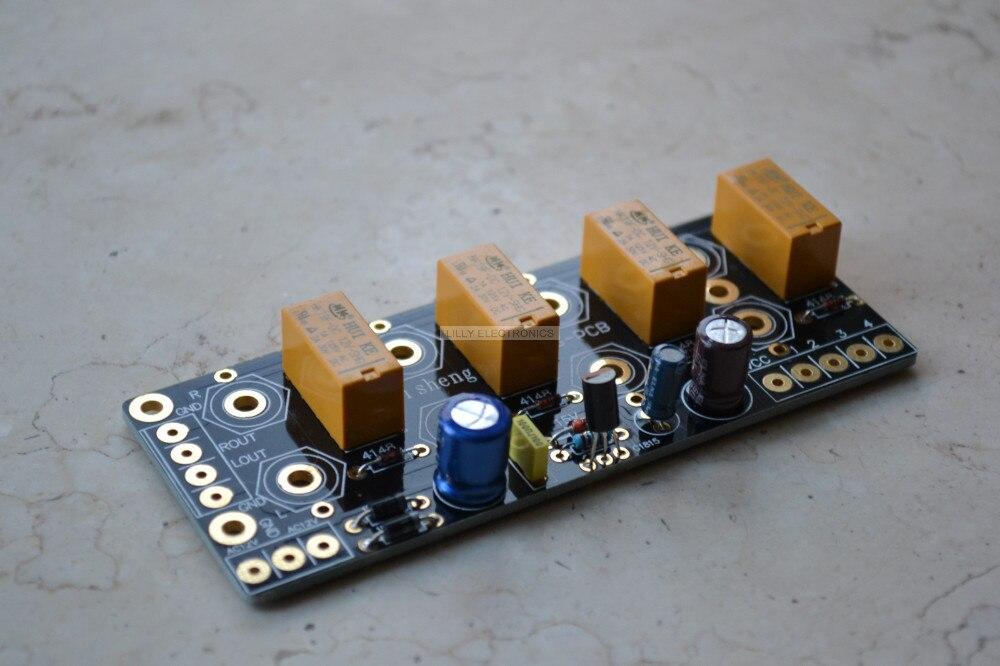 Board placa de amplificador de Sinal de comutação
