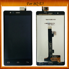 100% NEW For BQ Aquaris E5 0858 0759 0982 Full LCD Display Touch Screen Assembly glass Replacement IN Stock стоимость