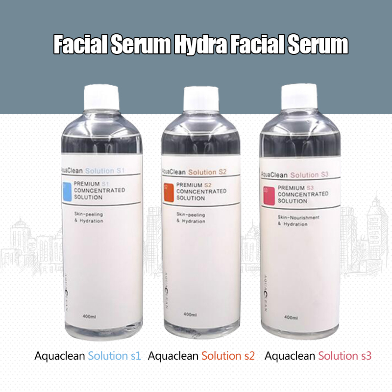 2019 NEWEST !! Aqua Peel Concentrated Solution 400ml Per Bottle Aqua Facial Serum Hydra Facial Serum For Normal Skin Aqua Clean