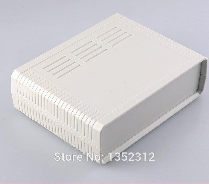 4 pcs/lot 210*175*65mm IP55 project box plastic electronic enclosure abs distribution enclosure pedal case