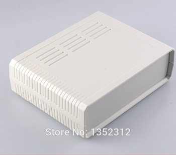 4 pcs/lot 210*175*65mm IP55 project box plastic electronic enclosure abs distribution enclosure pedal case