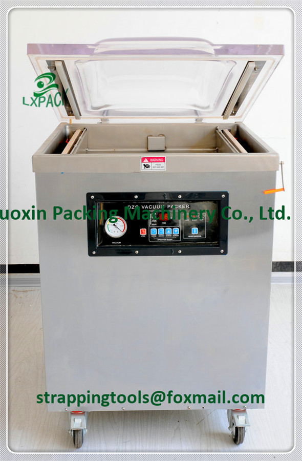 lxpack brand lowest factory price tabletop models single chamber models double chamber models chamber - Chamber Vacuum Sealer