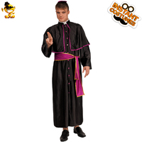 New Arrival Men's Missionary Costume Masquerade Party New Design Missionary Outfits Costume