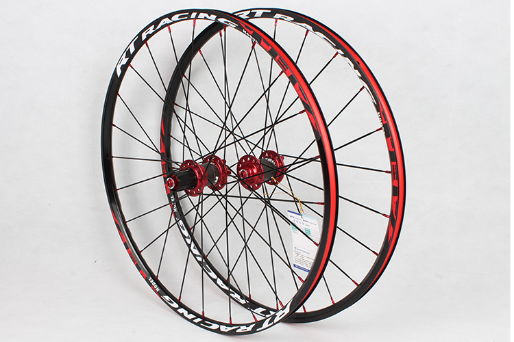 Free shipping mtb bike wheels rt rc5 carbon fiber wheel 26 27.5 mountain bike ultra-light wheel bicycle wheels big hubs  parts hobby bike rt fly а