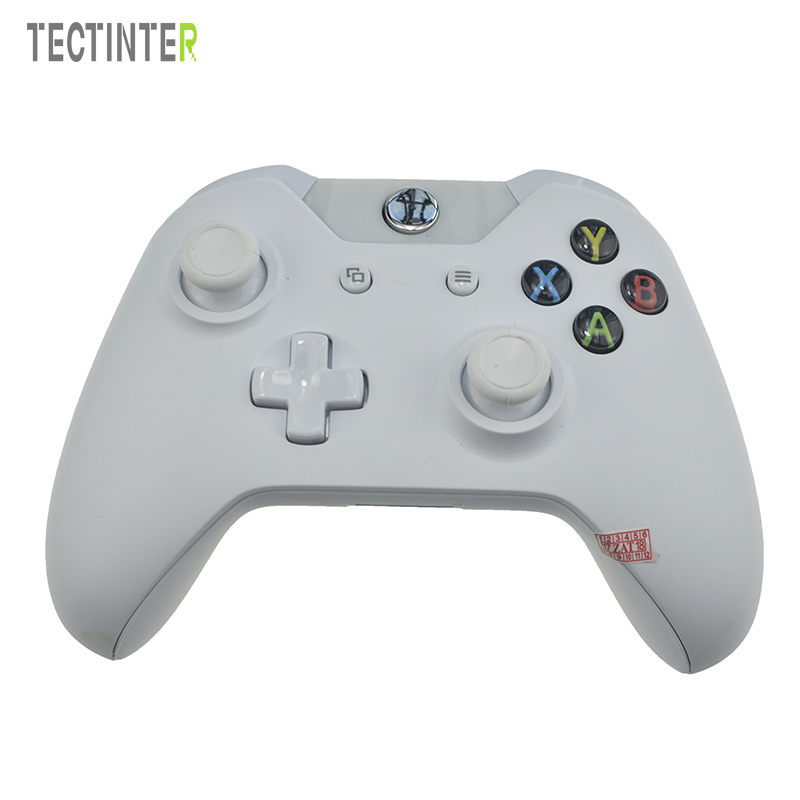 все цены на For Xbox One Wireless Remote Controller Jogos Mando Controle For Xbox One PC Gamepad Joypad Game Joystick For X box One NO LOGO онлайн