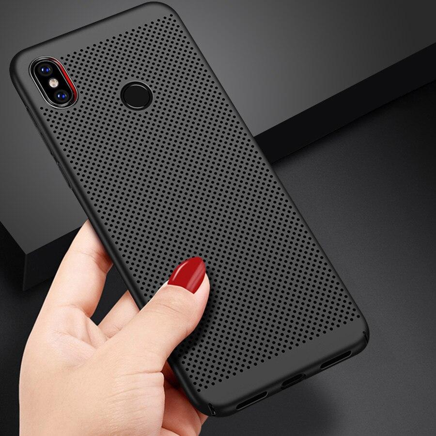 WST Ultra Slim Phone Case For Xiaomi Redmi Note 5 Plus 4X 5A Note 4 6 6A Mi8 Pro Case Redmi Note 4 5 4A 3 Plastic Full Cover
