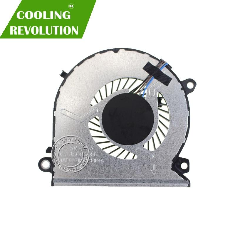New Original Cpu Fan For HP 15-CB 15-CB076TX 15-CB073TX TPN-Q193 CPU Cooling Fan Cooler 930589-001 0FJJS0000H DC 5V 0.5A