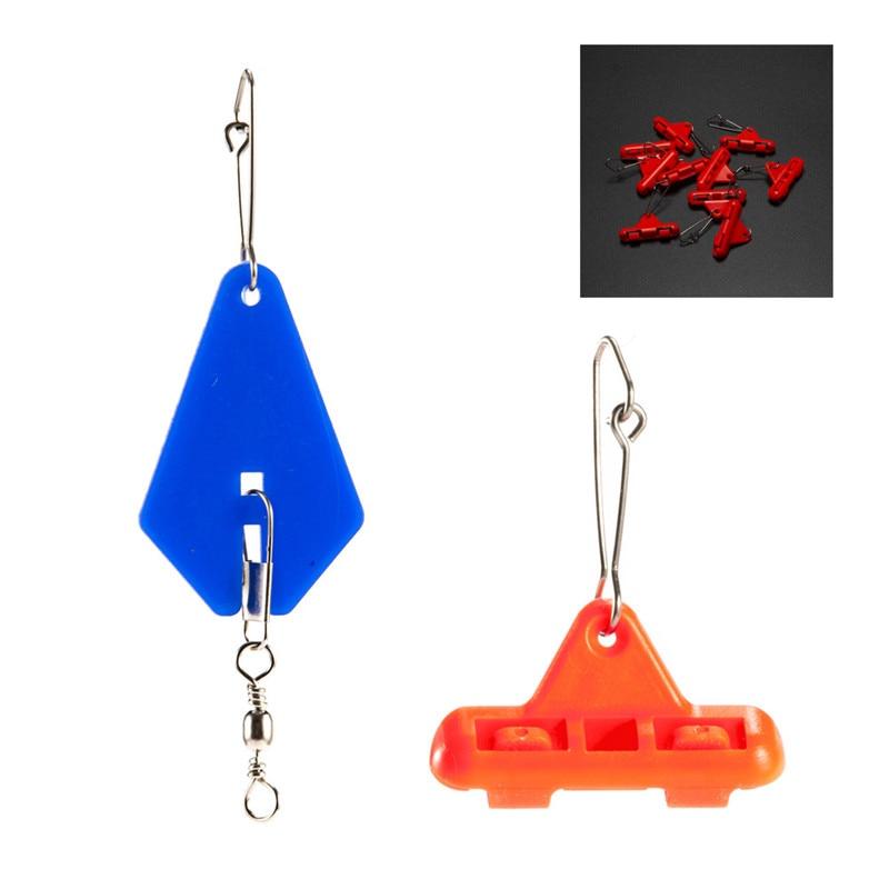 Sea Fishing Sliding Ledger Boom 100//50PCS Zip Sliders For Running Ledger