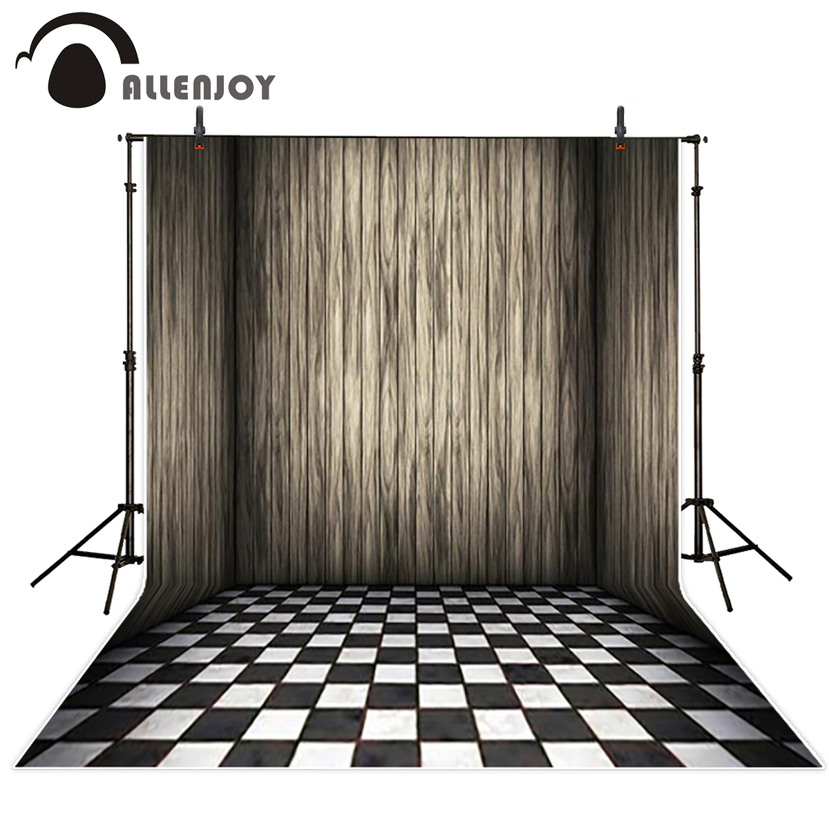 Allenjoy wood wall 3D lattice floor photography backdrop board newborn baby shower custom portrait background photo studio props love photography backdrop scenery custom photo portrait studios background valentine s day backdrop f 2908