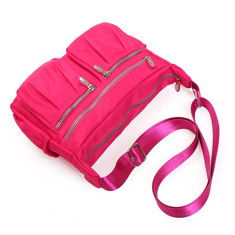 para mulheres sacolas do homensageiro Interior : Bolso Interior do Zipper