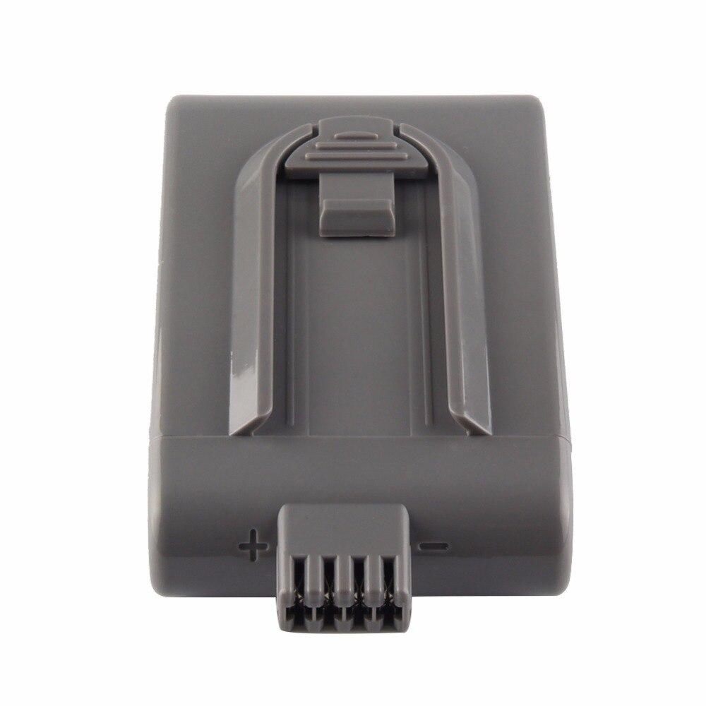 ele eleoption 2200mah 21.6v battery for dyson dc16 vacuum cleaner