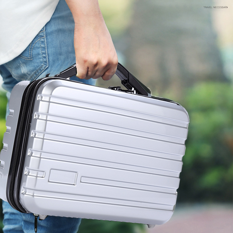 все цены на DJI Mavic 2 Pro Zoom Safety Case Suitcase Handbag Carrying Storage Waterproof Protective Box ABS EVA Foam for dji mavic 2 parts