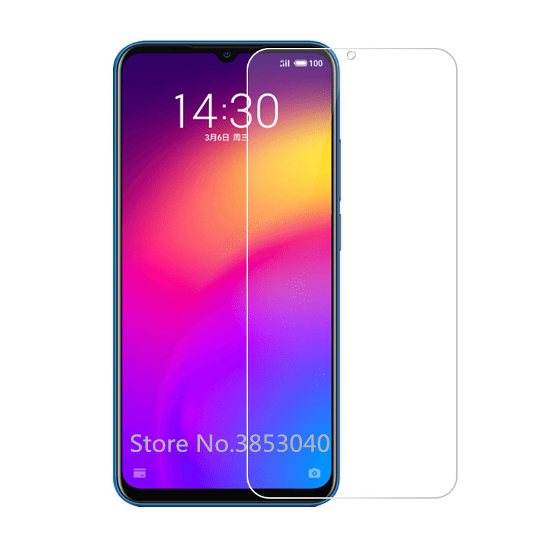 Tempered Glass For Meizu Note 9 Screen Protector 2.5D 9H Premium Protective Film