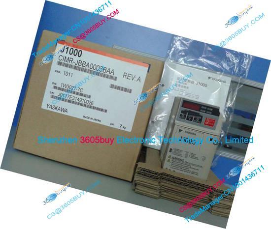 New Original 0.4KW single phase 220V converter CIMR-JBBA0003BAA