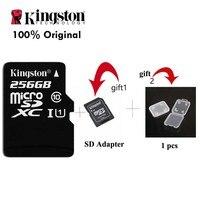 Kingston 100% Original Micro SD Card Class 10 256GB Memory Card C10 Mini SD Card SDHC SDXC TF Card For Smartphone Dropshipping
