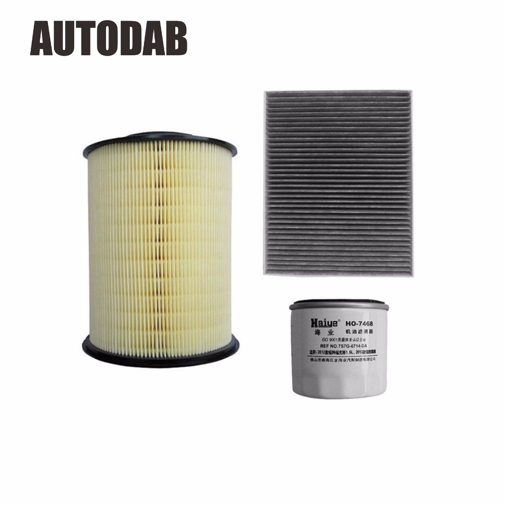 High Quality filters for Ford Focus 1 0T 1 5T 1 6L air filter oil filter