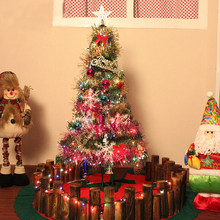 Popular Artificial Lighted Christmas Trees Buy Cheap Artificial  - Multi Color Christmas Tree Decorations