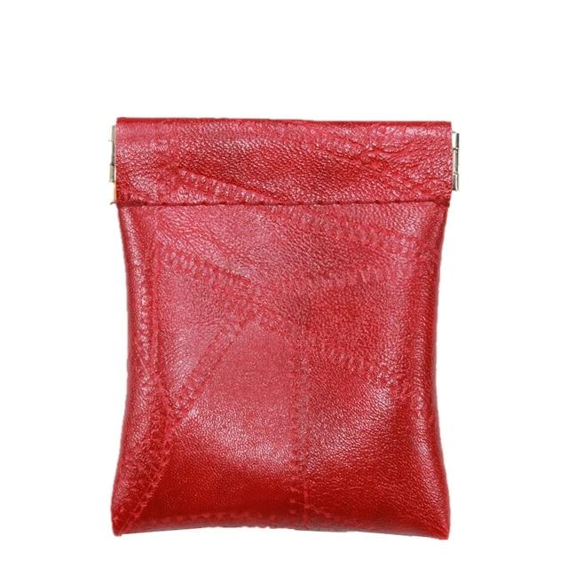 Porte Monnaie Homme Fossil Rouge Pas Cher De Marque