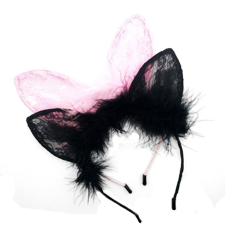 Sexy Cat Ear Headbands Erotic Bdsm Toys Flirting Harness Bondage Restraints Adult Products Sex Adult Games For Women Hoop Head