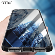 Case For Xiaomi redmi 4x Note 4 4X 5A,SPEDU clear transparent TPU silicone Cover Cases For Xiaomi mi A1 mi6 mi 6 5s 5X Max 2(China)