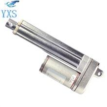 Discount! 200mm Electric Putter DC 12V 24V Linear Motor Telescopic Rod Lifter Bar AC 220V Chamber Tools 5mm/s 10mm/s 20mm/s 50mm/s 60mm/s