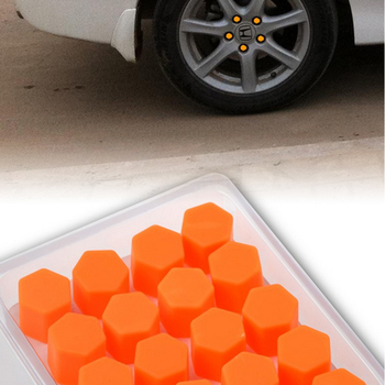 17 19 21 silicone luminous car wheel hub screw nut decoration cap cover car styling protective.jpg 350x350