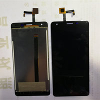 5 5inch LCD Display With Touch Screen Panel Repair Parts For Oukitel K6000 Pro Smartphone