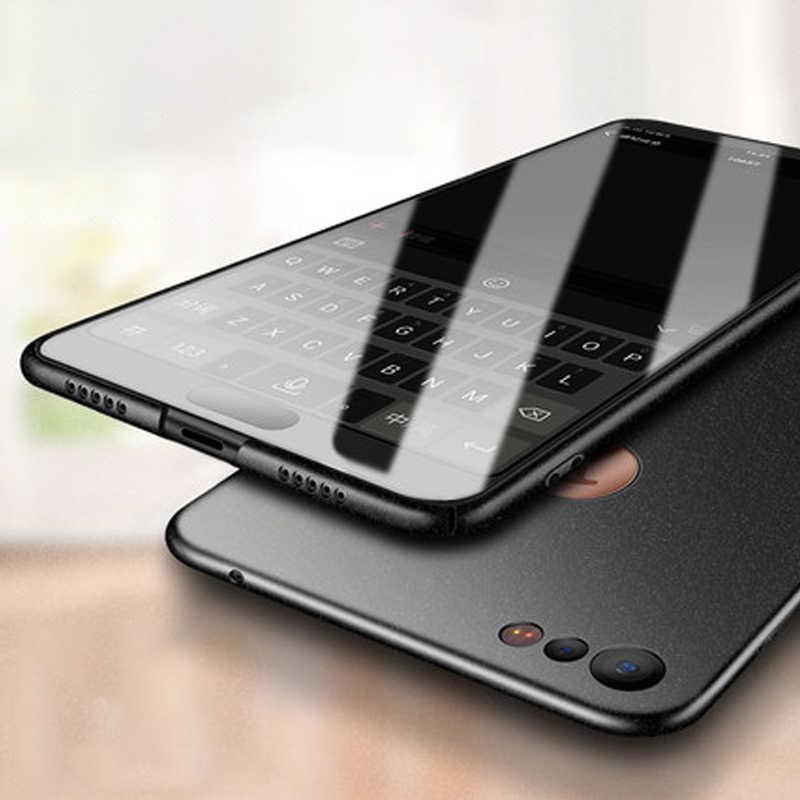 TPU Sandstone Case For Smartisan Nut 3 Pro 2 Pro 2S Nut R1 Anti Fingerprint Case Soft Silicone Matte Ultra Slim Thin case