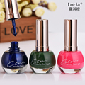 New BK Brand Long-Lasting Nail Polish Quickly Dry Lacquer 12ML Professional Nail Art  Paint Enamel Cosmetics 50 Color