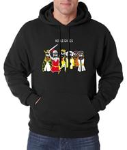 Chemistry Science Noble Gases Sweatshirts Hoodies Men 2017 spring winter fleece hooded men sportswear for adult Science hoodie