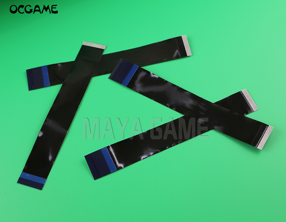 5pcs/lot High quality <font><b>laser</b></font> cable for KES-850A / KEM-850AAA <font><b>Laser</b></font> Lens Ribbon flex Cable for <font><b>PS3</b></font> Super <font><b>slim</b></font> CECH-4000 OCGAME image