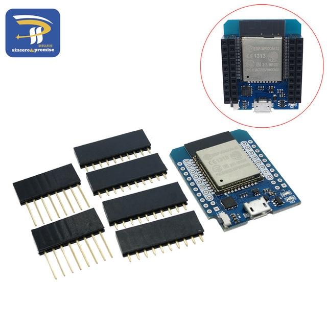 MH-ET LIVE D1 mini ESP32 ESP-32 WiFi + Bluetooth Internet der Dinge entwicklung basis ESP8266 Voll funktionsfähig