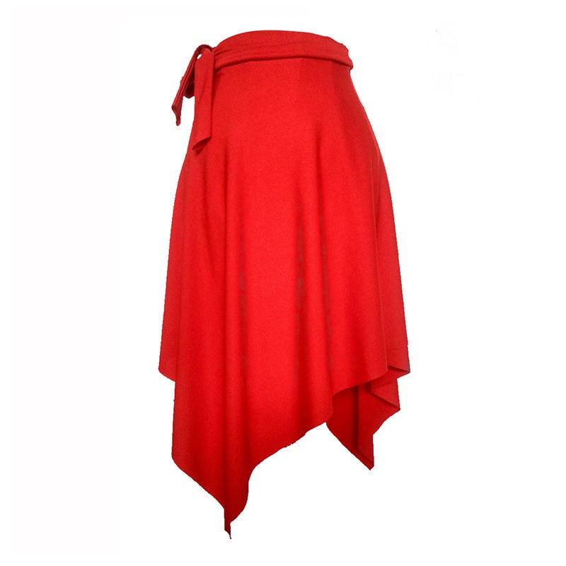 Multicolor Girls Cute Latin Dance Skirt Women Ballroom Salsa Dance Skirt Adult Tutu Dancing Dress Costumes
