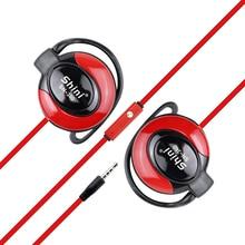 Earphone Shini360 3.5mm Stereo Headphone Ear Hook Headset For Iphone Telephone Xiaomi earpiece Factory Wholesale fone de ouvido все цены