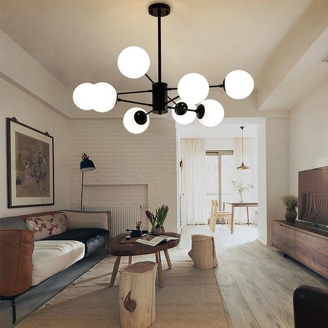 Porcellana palla di vetro soggiorno sala da pranzo camera da letto ...