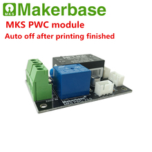3d printer part MKS PWC V2.0 auto power-off after printing end power monitor module auto shutdown controller 3D printer part