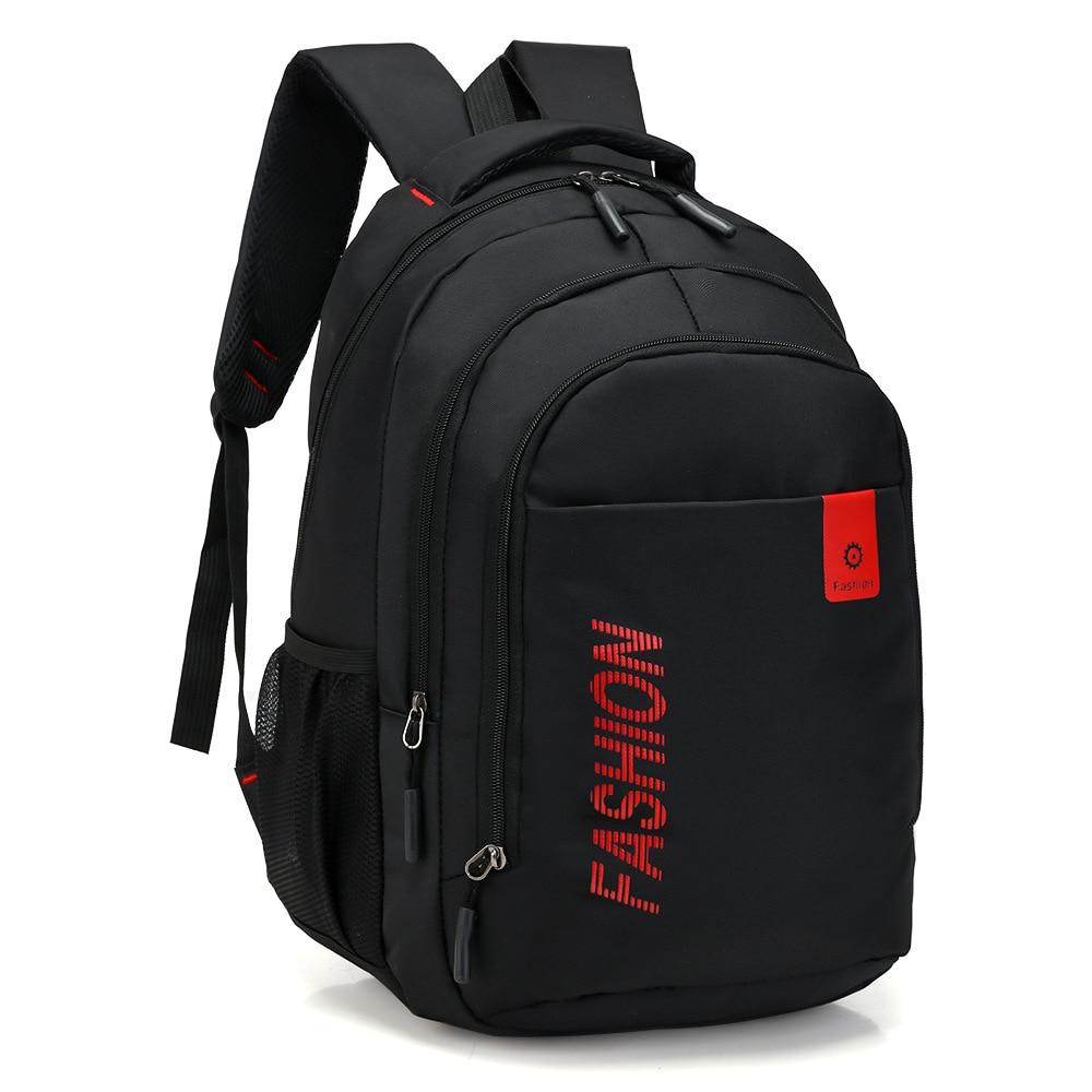 High Capacity Backpack 2019 Men Backpack Oxford Male Travel Bag Backpacks Fashion Men and Women Designer Student Bag Laptop Bag new style school bags for boys