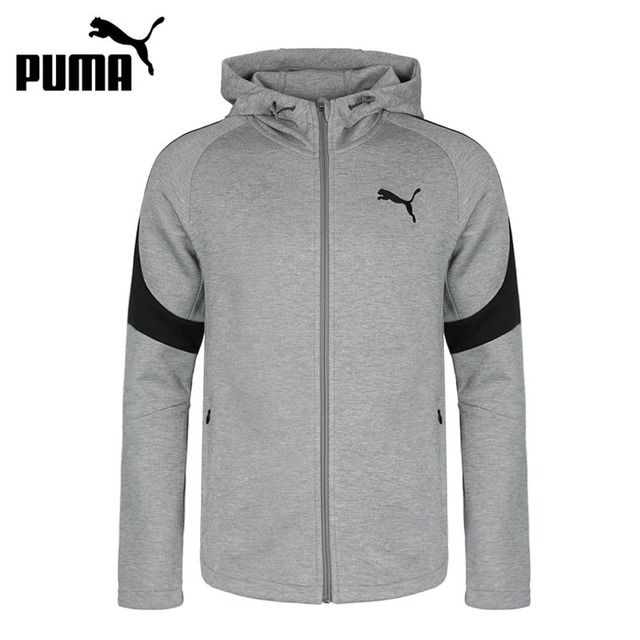 Оригинальный Новое поступление 2018 Puma Для мужчин куртка с капюшоном  Спортивная af86009de20