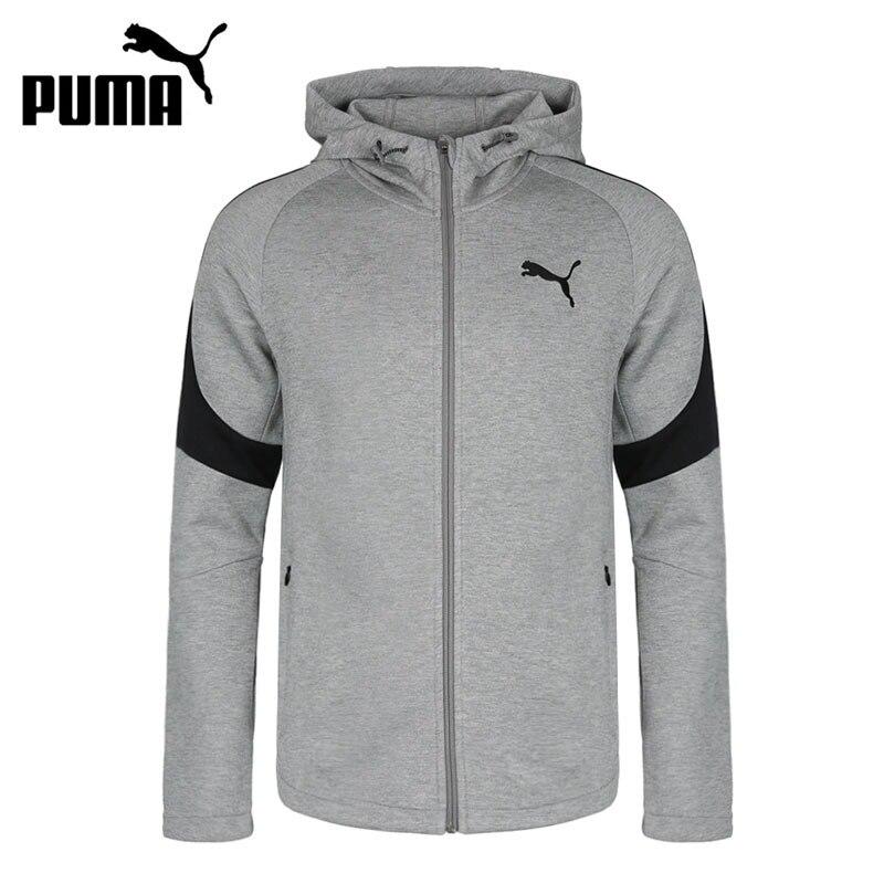 Original New Arrival 2018 PUMA Men's jacket Hooded Sportswear