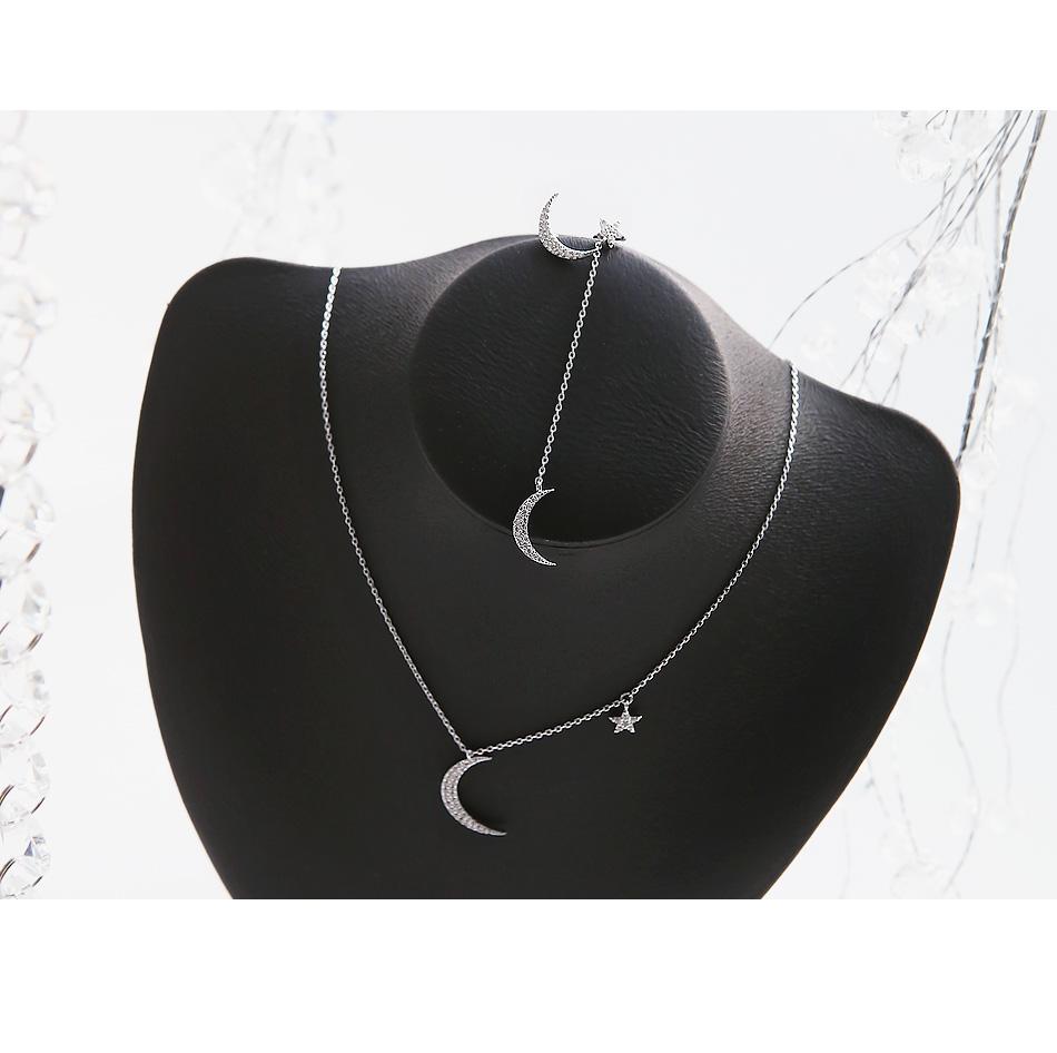 Star style jewelry earrings long shape
