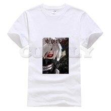 2019 harajuku Cotton Tokyo Ghoul Kaneki Ken streetwear oggai / Sasaki men shirts tshirts brands
