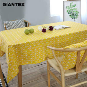 GIANTEX Table Cloth Tablecloth Dining Table Cover