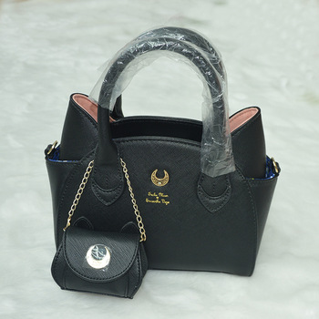 Women Brand Design moon handbag 1