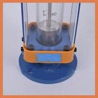DN15 LZB 15 стекло ротаметр расходомера для жидкости, Фланцевое соединение, LZB15 инструменты ультразвуковые расходомеры измерительные приборы д