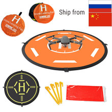 DJI mavic 2/air/spark mavic pro Drone copter 80CM Light waterproof landing pad For xiaomi X8SE  DJI phantom 4 Pro 3 inspire 2