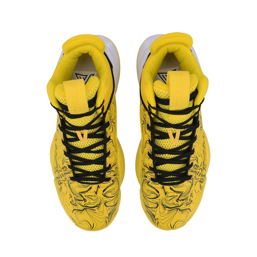 Li-Ning Men POWER V Professional Basketball Shoes Wearable LiNing Cloud Cushion Comfort Sport Shoes Sneakers ABAP025 XYL235